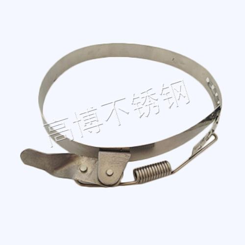 不锈钢弹簧喉箍